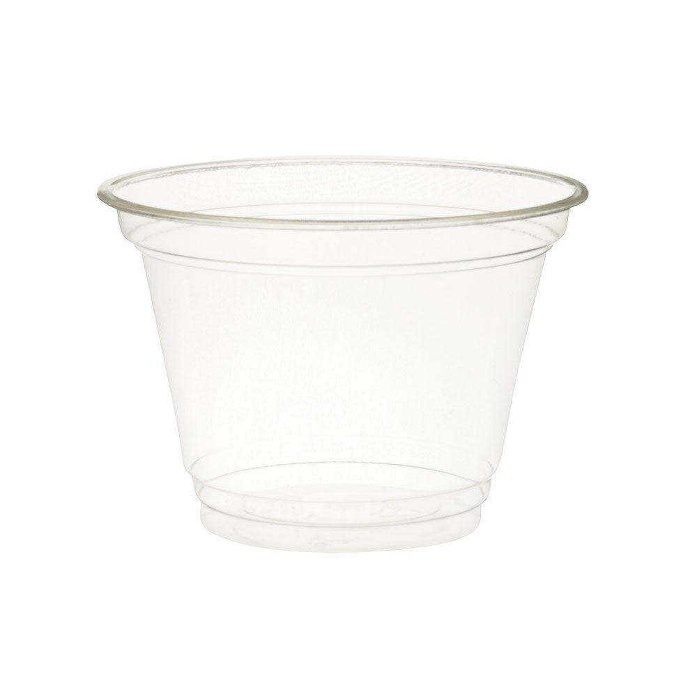 PLA-Smoothie-Becher 200 ml / 8 oz, Ø 92 mm