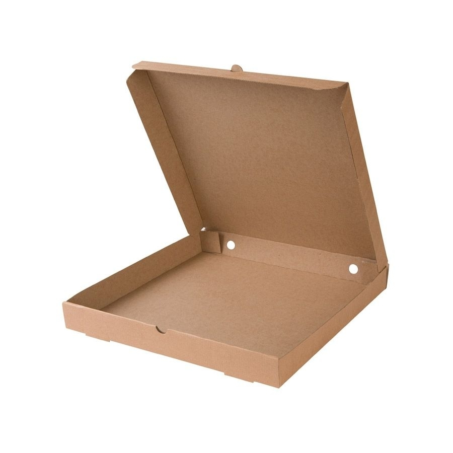 Pizzakartons Ø 45 cm, braun