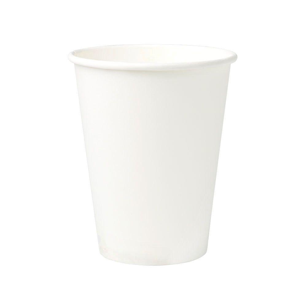 Pappbecher 300 ml / 12 oz, Ø 90 mm, weiß