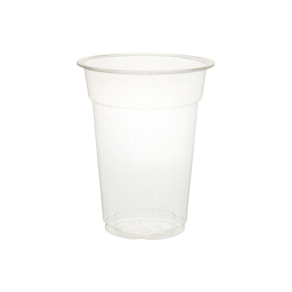 PLA-Klarbecher 250 ml / 10 oz, Ø 78 mm