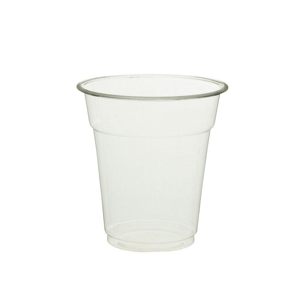 PLA-Klarbecher 200 ml / 8 oz, Ø 78 mm