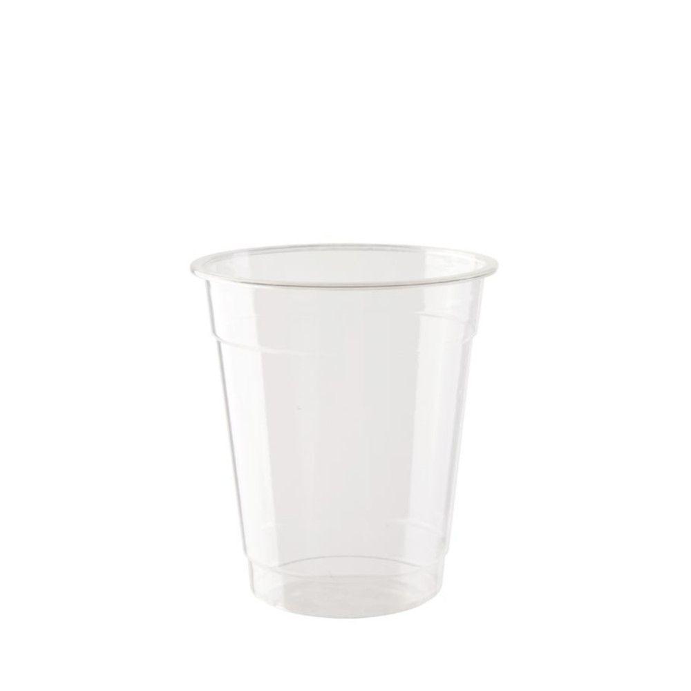 PLA-Klarbecher 200 ml / 8 oz, Ø 76 mm
